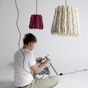 Granny: una lampada fatta a mano