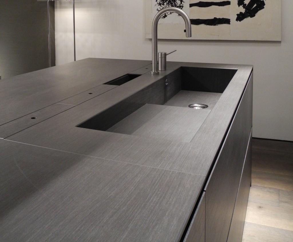 Shabby camino disegno - Piani cucina cemento ...
