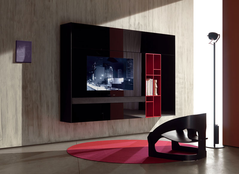 ... : news & blog » Blog Archive » Smartwall: il mobile tv integrato