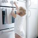Una cucina a prova di bambino