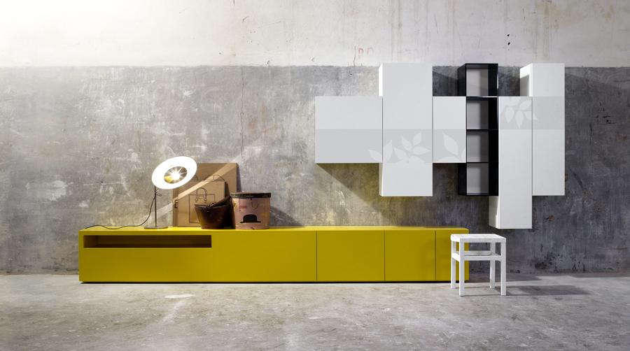 Filippozzi arredamenti vendita soggiorni salotti design - Acerbis mobili outlet ...